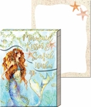 Mermaid Kiss Pocket Notepad