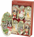 Merry Pets Gift Tags