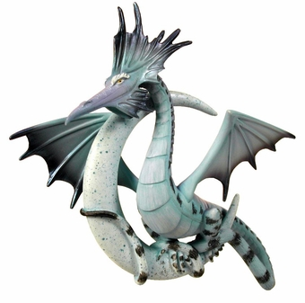 Moon Dragon 2 Ornament