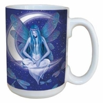 Moon Fairy Coffee Mug