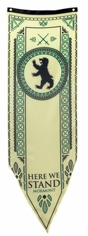 Mormont Tournament Banner - Game of Thrones