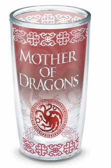 Mother of Dragons Tumbler