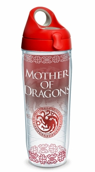 Mother of Dragons Water Bottle: Game of Thrones