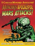 Munchkin Apocalypse - Mars Attacks! Booster Pack