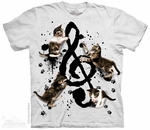 Music Kittens T-Shirt