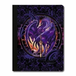 Nether Blade Dragon Composition Notebook