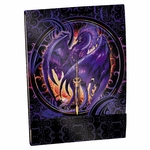 Nether Blade Dragon Pocket Notepad