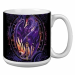 Nether Blade Dragon Jumbo Mug
