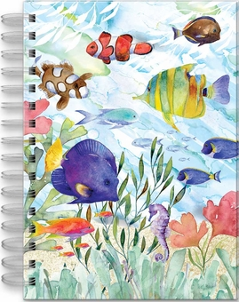 Oceana Spiral Bound Journal