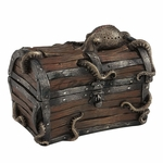 Octopus Cracked Treasure Chest