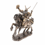 Odin on Horse Statue