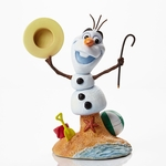 Olaf at the Beach - Frozen