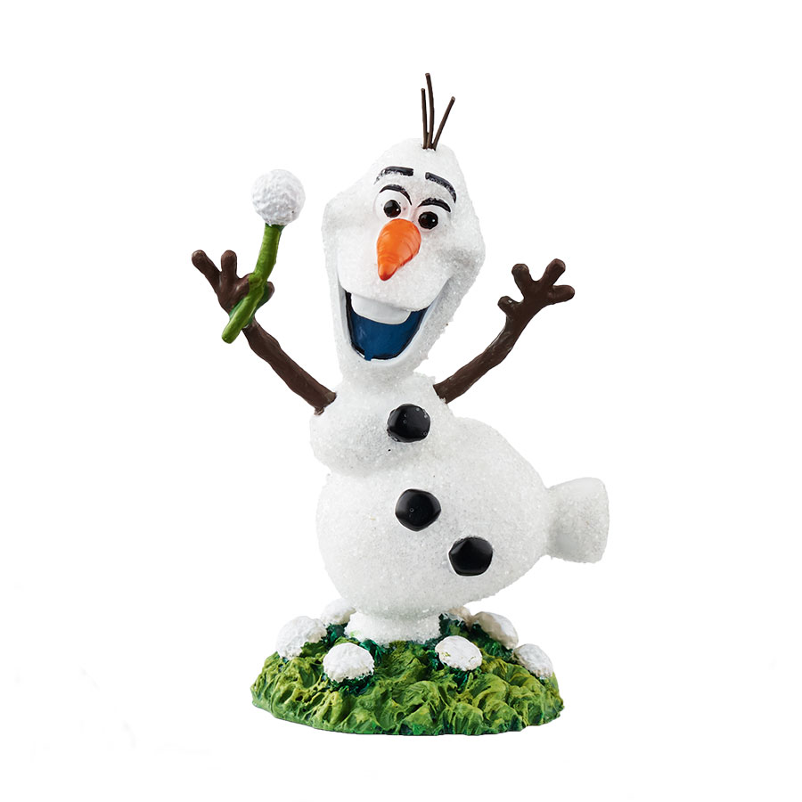 olaf in summer frozen holiday village figure department 56. Black Bedroom Furniture Sets. Home Design Ideas