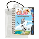Frozen's Olaf Small Notebook & Pen Set