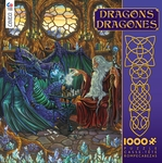 Old Friends At Play Wizard & Dragon Puzzle
