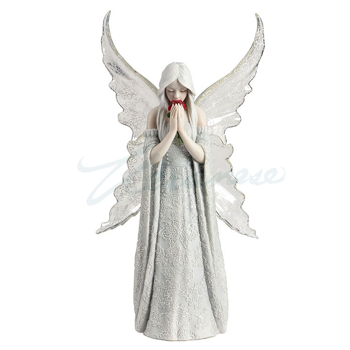 Jan Hagara Figurines For Sale: Only Love Remains Figurine By Anne Stokes: Fairy