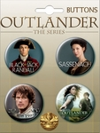 Outlander Button Set