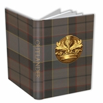 Outlander Crown & Thistle Journal