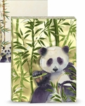 Panda Mini Portfolio Notepad