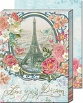 Paris Dream Pocket Note Pad
