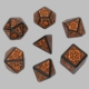Pathfinder Hell's Vengeance Dice Set