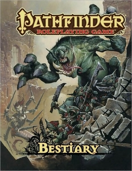 Pathfinder Roleplaying Game: Bestiary