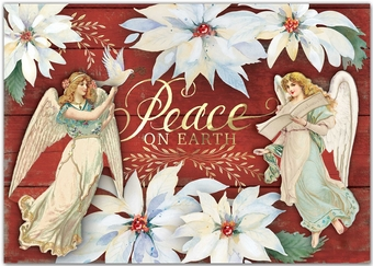 Peace Angels Christmas Cards