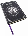 Pentagram Embossed Journal