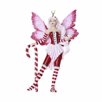 Peppermint Fairy Ornament