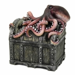 Pirate Chest with Octopus