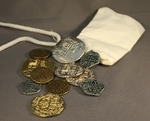 Pirate Coin Replicas