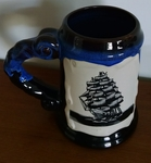 Pirate Ship Tankard