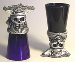Pirate Shot Glass