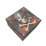 Pirate Skull Box