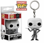 Pocket POP Jack Skellington Keychain