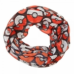 Pokemon Pokeball Infinity Scarf