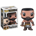 POP Game of Thrones Khal Drogo Figure