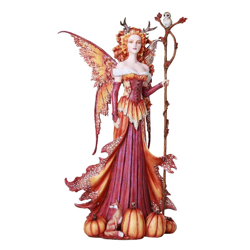 Pumpkin Queen Fairy Amy Brown Figurines Amp Collectibles