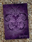 Purple Butterfly Journal