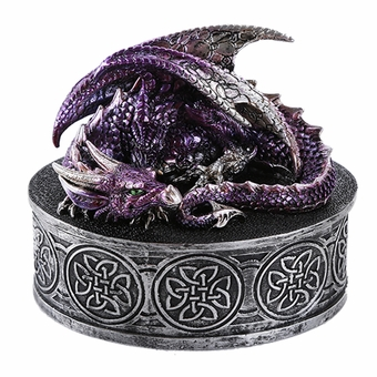 Purple Dragon Box