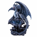 Quiksilver Dragon Figurine