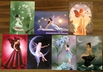 Rachel Anderson Fairy Greeting Card Set