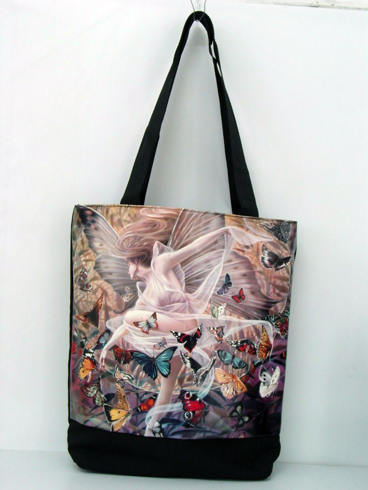 Revelation Fairy Tote Bag By Sheila Wolk Fairy Gifts
