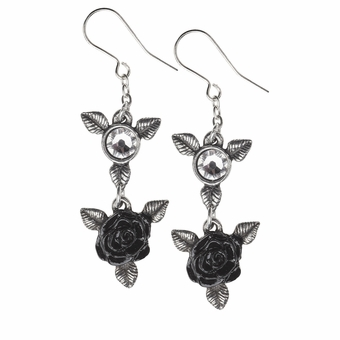 Ring O' Roses Earrings