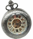 Roman Numeral Pocket Watch