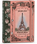 Romantic Eiffel Tower Book-Style Journal
