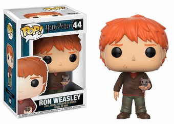 Harry Potter POP: Ron & Scabbers