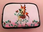 Rose Fairy Cosmetic Bag by Amy Brown