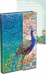 Royal Peacock Magnetic Flap Mini Journal