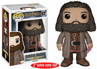 Harry Potter POP: Rubeus Hagrid